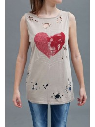 Дамски топ HEART