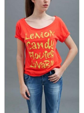 Дамска тениска LEMON