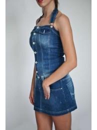 Дънкова рокля LEXY-C