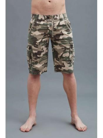 Къси панталони BRAXTON-Army